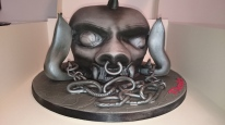 Motorhead themed cake
