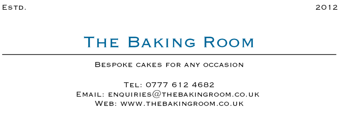 The Baking Room logo